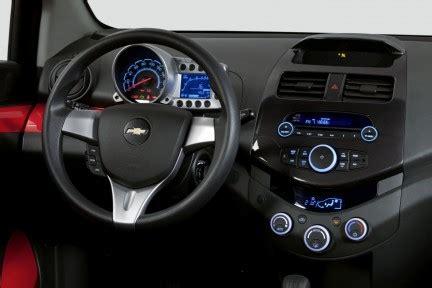 Chevrolet Spark Interni Pioggia Di Immagini Per La Nuova Chevrolet Spark