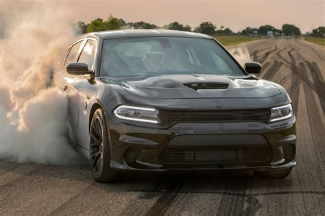 charger hellcat burnout 2015 2018 dodge charger hellcat hennessey performance
