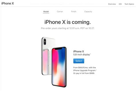 how to preorder an iphone x the right way cult of mac