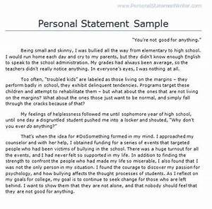 writing a personal statement for graduate school social work jobs