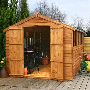 How To Build A Wooden Shed – Steps For Constructing A Shed