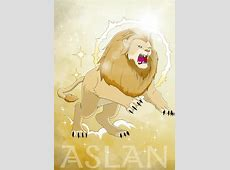 The Chronicles of Narnia Character Poster Aslan by