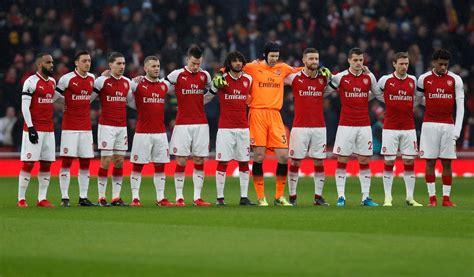 2018–19 Arsenal F.C. season - Wikipedia