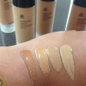 Arbonne Perfecting Liquid Foundation Arbonne Maquillaje