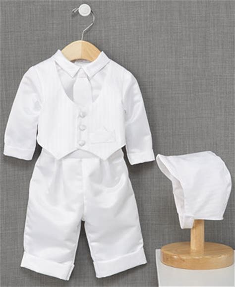 Lauren Madison Baby Boys Suit Baby Boys Christening Suit - Sets u0026 Outfits - Kids u0026 Baby - Macyu0026#39;s