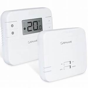 Salus Rt500f Wireless Programmable Room Thermostate