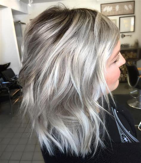 rooty blonde  platnuim ends hair pinterest blondes