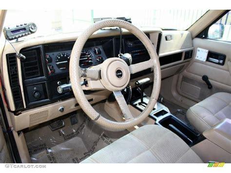 jeep sport interior 1994 jeep cherokee sport interior photo 40916105