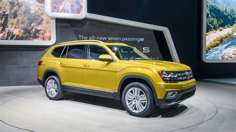 Vw Atlas Usa by Vw Will Put In Diesel Engine For Russia Bound Atlas