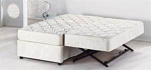 High Rise Mattress Trundle Beds & Folding Beds - Furniture