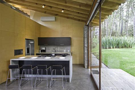 diseno casa de campo moderna planos de arquitectura