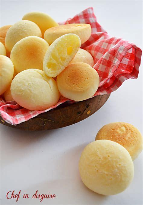 pao de queijo irresistible brazilian cheese bread chef