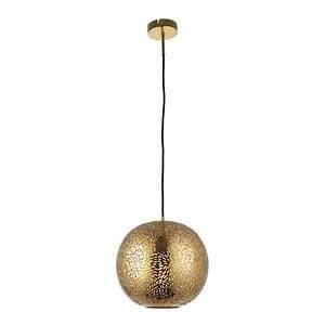 Endon lighting javarone single light ceiling pendant in