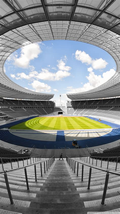 olympiastadion berlin  hd desktop wallpaper   ultra