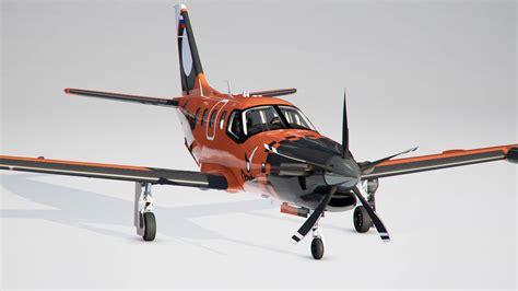 [MSFS] Asobo TBM930 Liveries MegaPack Download V.1.0.5 29 liveries   FlightSimAddons©