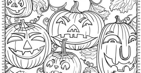 printable halloween coloring pages  adults popsugar smart living