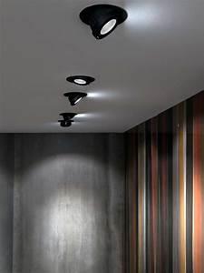Spot Led Encastrable Plafond Faible Hauteur : spot encastrable au plafond halog ne led dhi bex ~ Edinachiropracticcenter.com Idées de Décoration
