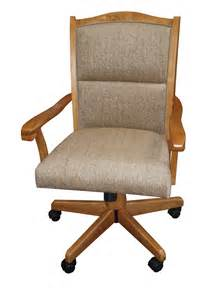 casual home dining chair  casters dining chairs