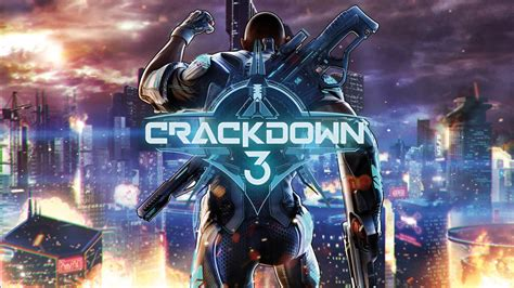 Crackdown 3 2017 Xbox One 4k Wallpapers Hd Wallpapers