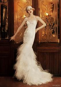 revival vintage wedding dress collection 2011 by yolan With 20s inspired wedding dresses