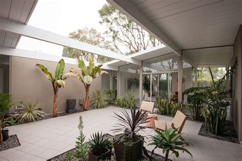 houses with atriums inside 91 best images about eichler atrium ideas on pinterest gardens decks and backyards