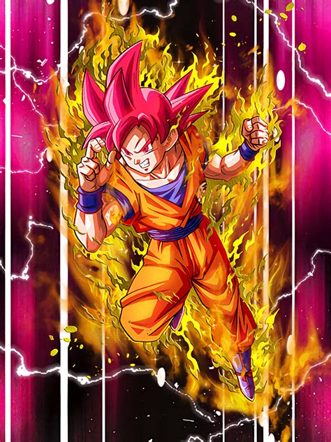 absolute realm  god super saiyan god goku dragon ball