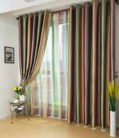 livingroom drapes free shipping european style window curtains stripes for living room bedding room blue purple
