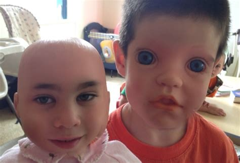 children doll face swaps  scaredelight
