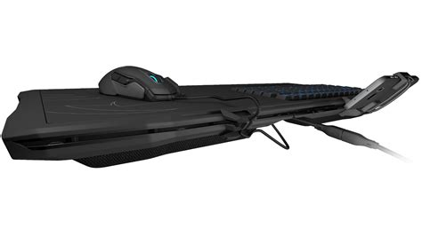 roccat sova gaming lapboard australian review gizmodo