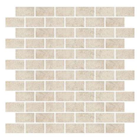 daltile briton bone 12 in x 12 in x 8 mm ceramic mosaic