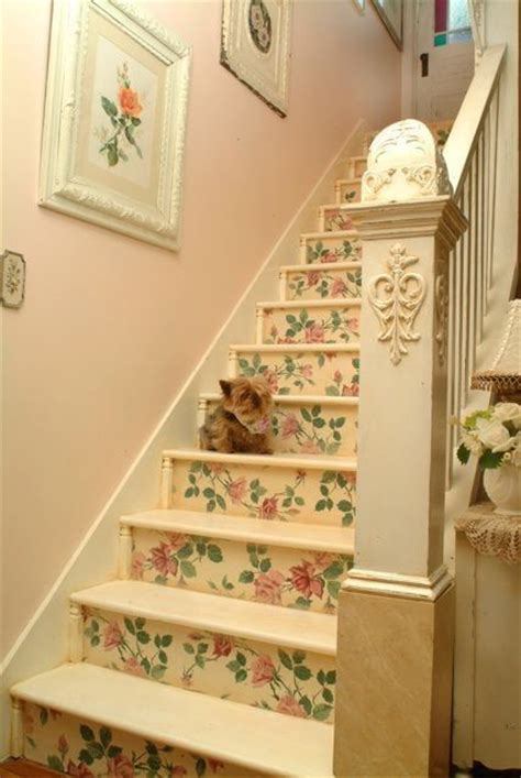Treppe Shabby Chic by Best 25 Cottage Stairs Ideas On Cottage