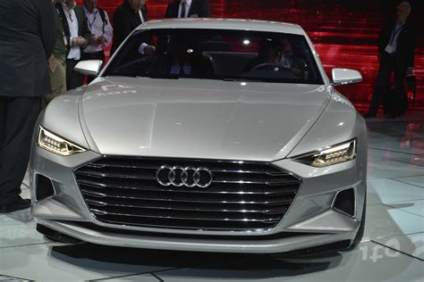 Audi Prologue Concept Is An Sclass Coupe Rival In The
