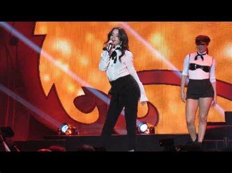 Camila Cabello Performing Omg Youtube