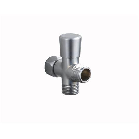 Kohler Shower Diverter by Kohler Persona 2 Way Shower Arm Diverter Brushed Chrome K