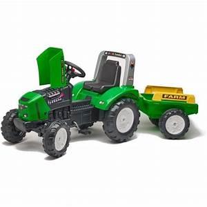 Carte A Pedale : tracteur a pedale 3 ans achat vente jeux et jouets pas chers ~ Melissatoandfro.com Idées de Décoration