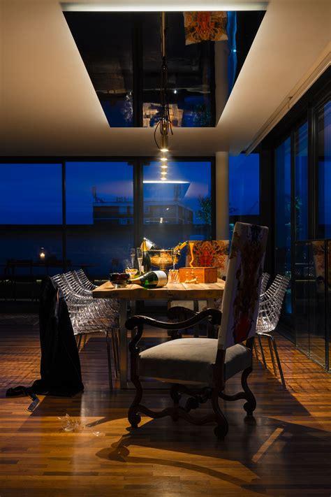 penthouse  celebrates london   cutting edge design