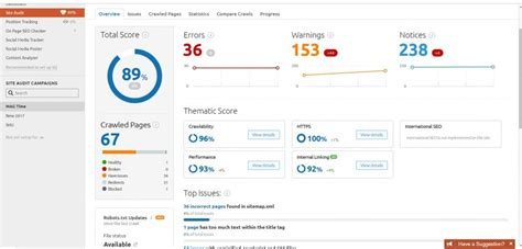 seo checker semrush review with free trial pt 1 website paradise