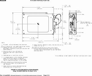 Honeywell Ktr2280 Aviation Services Transmitter User