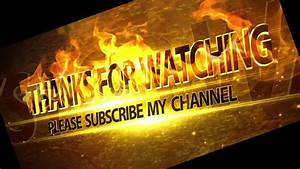 Please subscribe to this Channel - YouTube