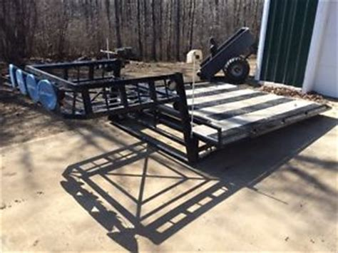 Sled Deck Rs Edmonton by Roof Buy Or Sell Used Or New Atv Trailers Parts