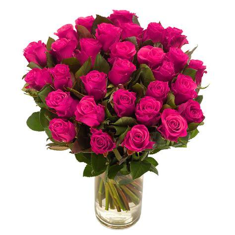 Roze Rozen - Bloemen Bezorgen Almere