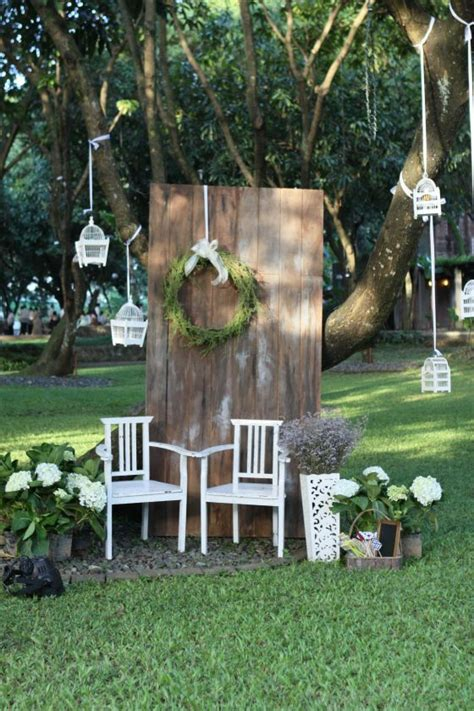 25 best ideas about rustic photo booth on
