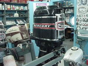 1969 Mercury Twister 6 Outboard Race Engine For Sale