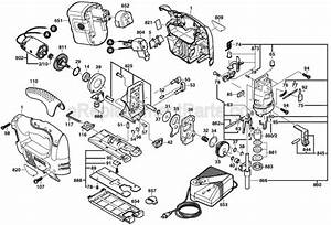 Bosch 52318 Parts List And Diagram