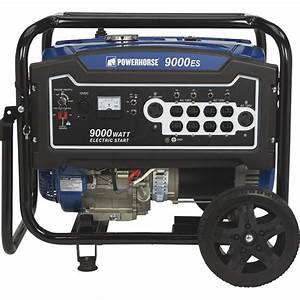 Westinghouse Wh7500e Portable Generator Review Power Up