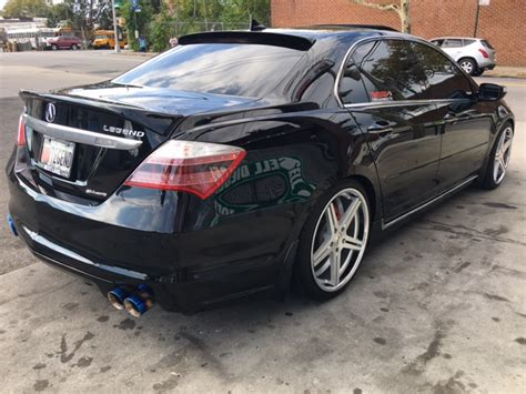 2009 Acura Rl For Sale by Closed 2009 Acura Rl 84 000 With Mods Located In