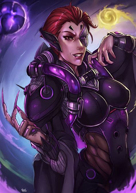 Moira Overwatch Bitch Moira Odeorain Image Collection