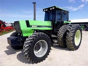 Deutz Allis Farm Tractor Owners Service  U0026 Repair Manual
