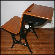 Old School Desks Painted Download Page ? Home Design Ideas