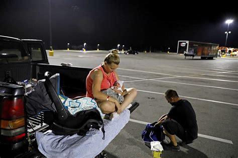 child   storm homeless baby family shelter